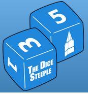dice steeple dice