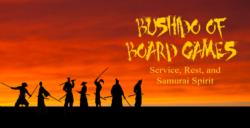 bushido of board games