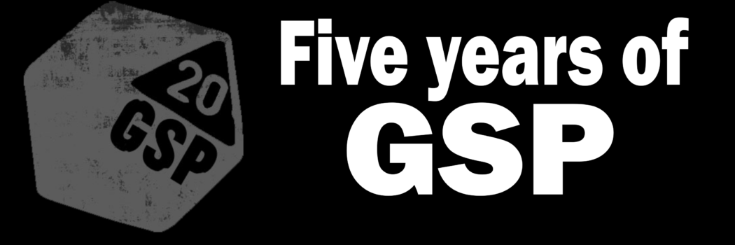 5 Years of GSP