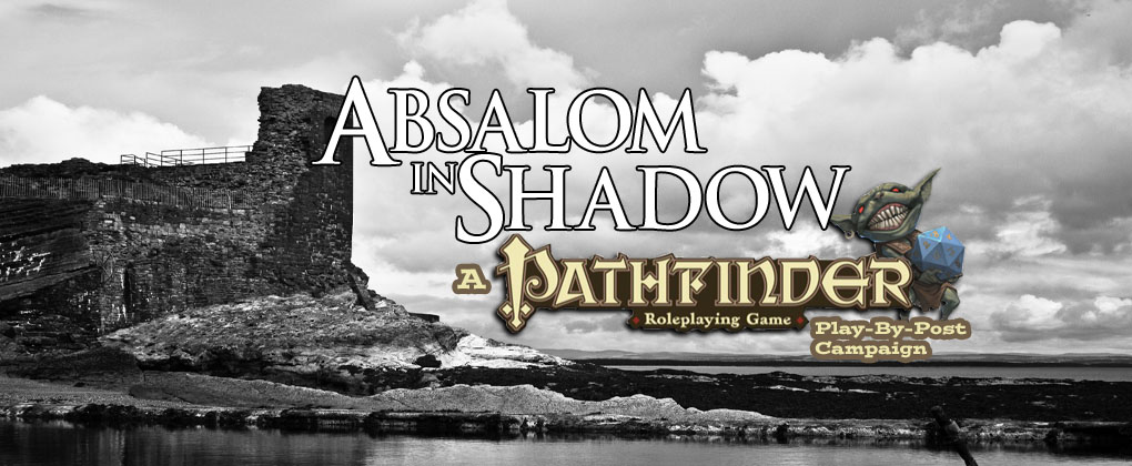 Absalom in Shadow: A Pathfinder Campaign from InnRoads